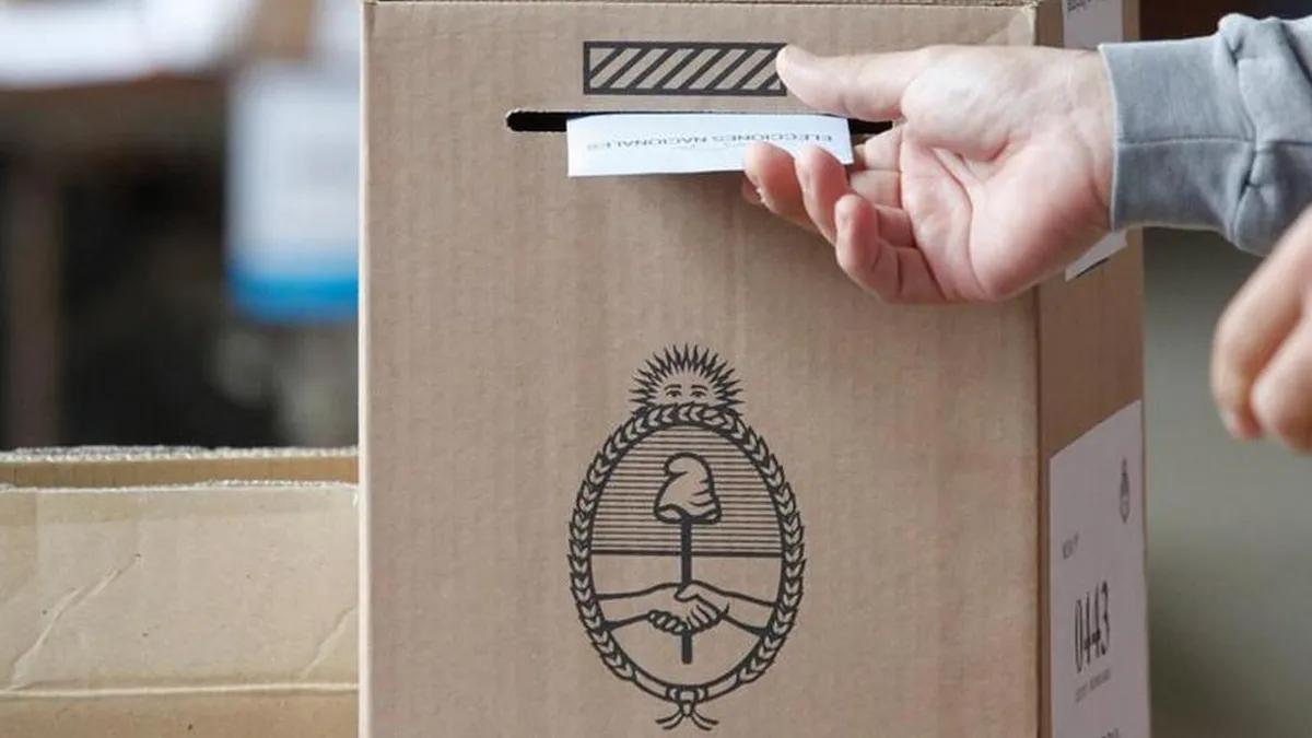 Elecciones: El proyecto del Ejecutivo obtuvo dictamen. Foto: ambito.com