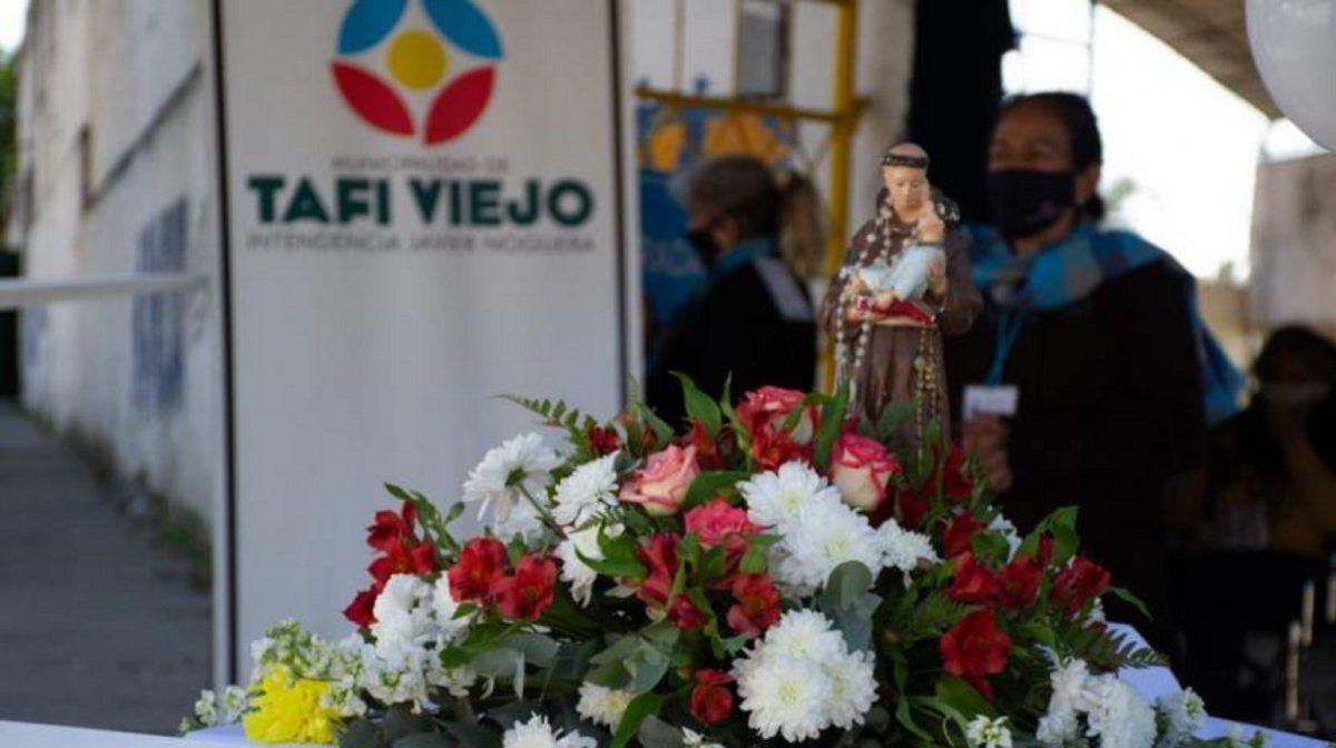 Tafí Viejo cierra la celebración a su santo patrono