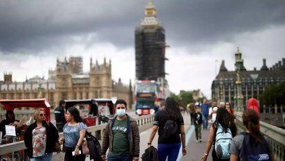 Reino Unido levantó las restricciones por la pandemia