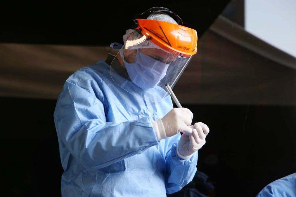 Tucumán superó los 12.700 contagios de covid. Foto MSPT