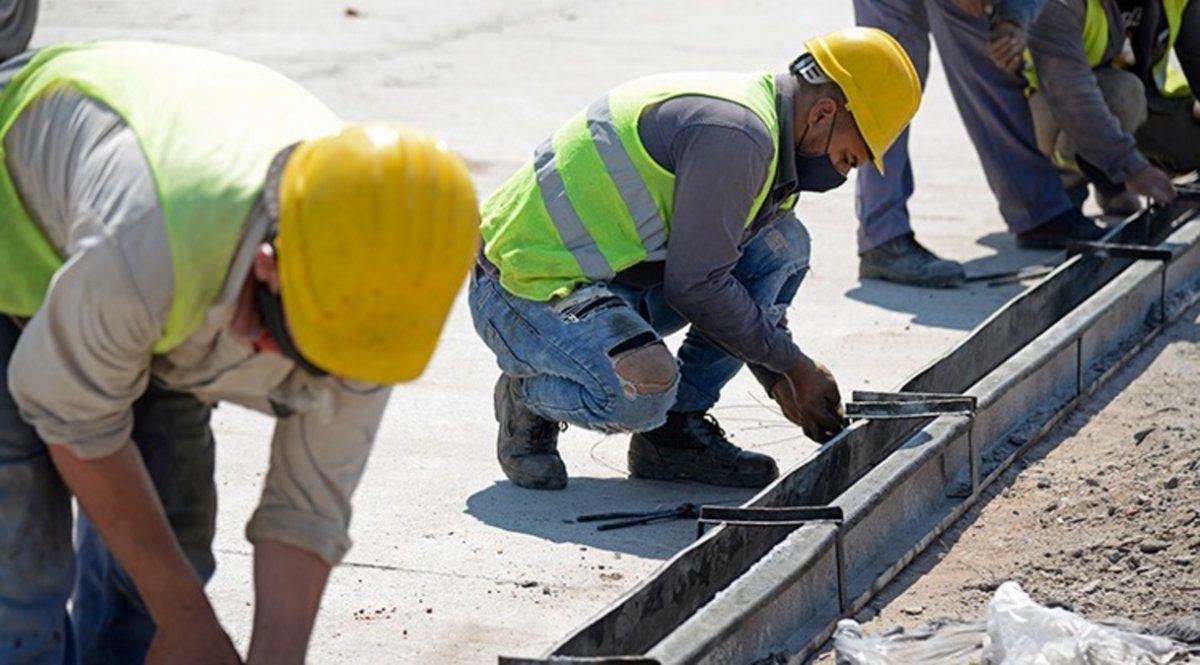 Alderetes: Inversión en obras de mejoramiento barrial