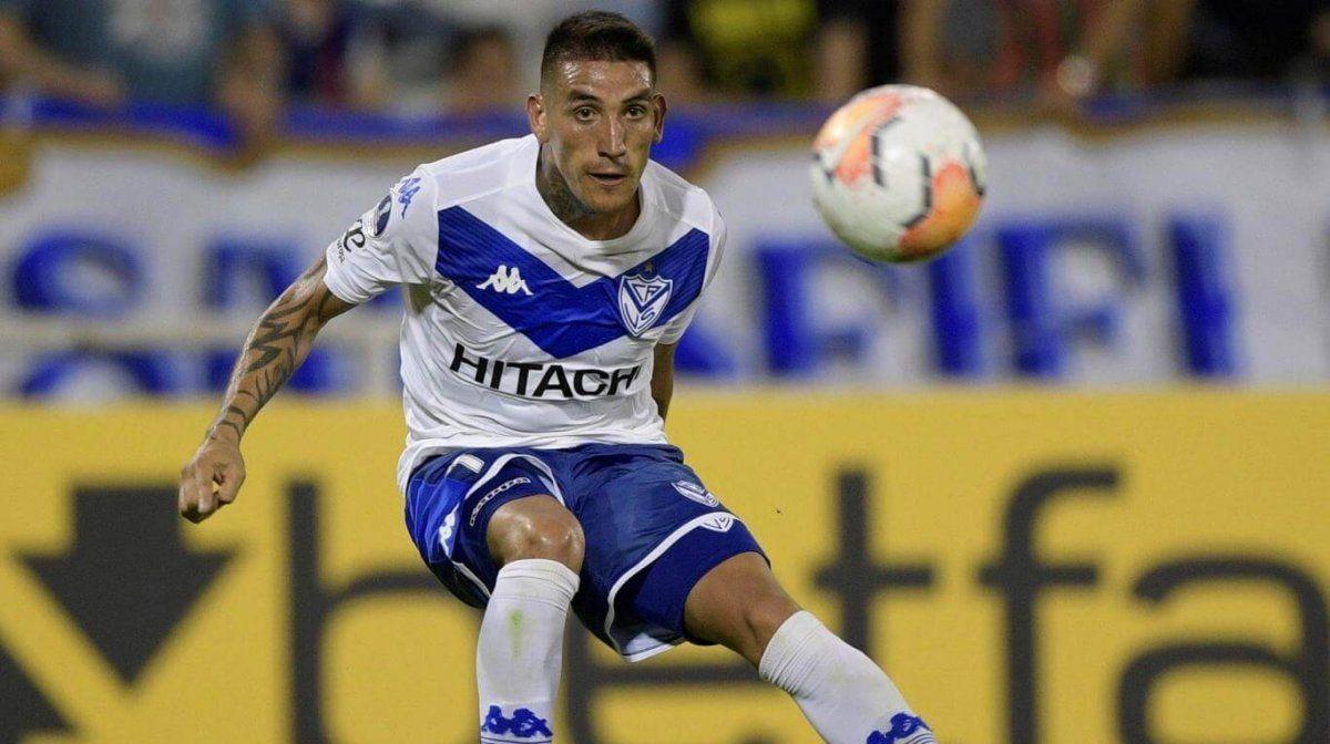Ricardo Centurión está a préstamo en Vélez.