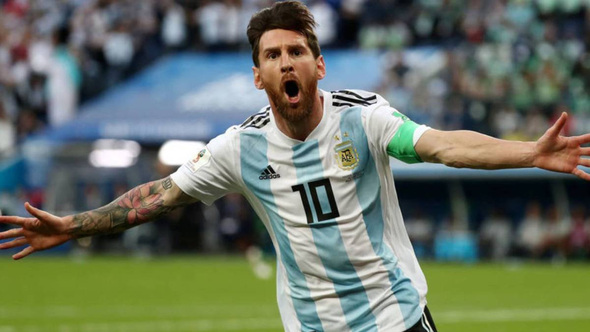 Messi podrá estar presente en la Bombonera frente a Ecuador.