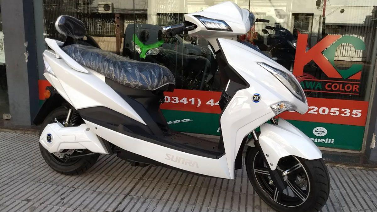 Gran demanda de motos eléctricas: ¿Cuáles son los precios?