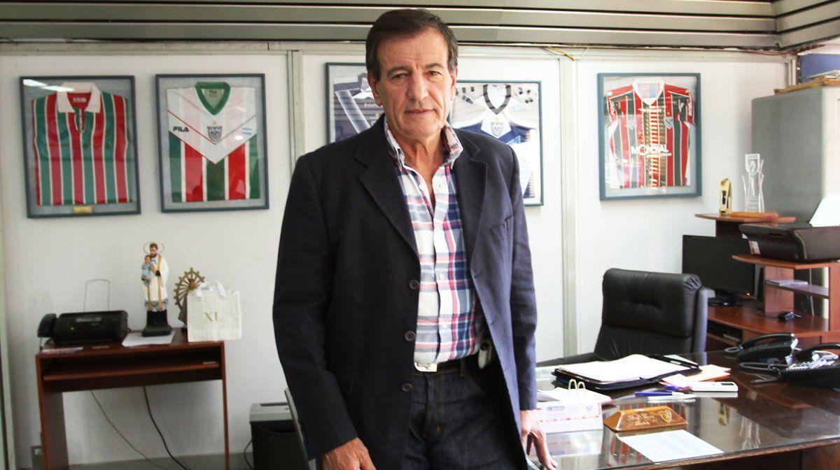 AFA: Tapia y Toviggino, acusados de robarle plata a Vélez
