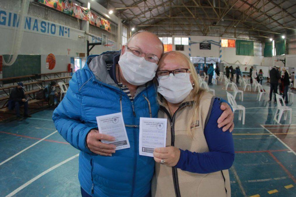 Argentina duplicó el ritmo en la campaña de vacunación