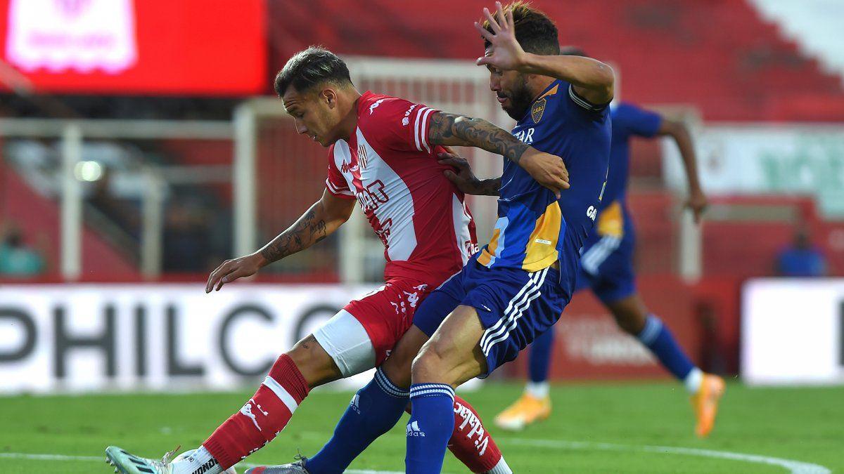 Boca no levanta: Unión le ganó 1-0 en Santa Fe