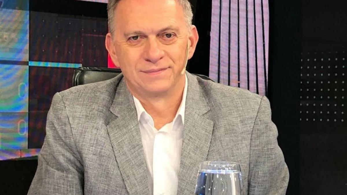 Marcelo Bonelli confirmó que tiene coronavirus