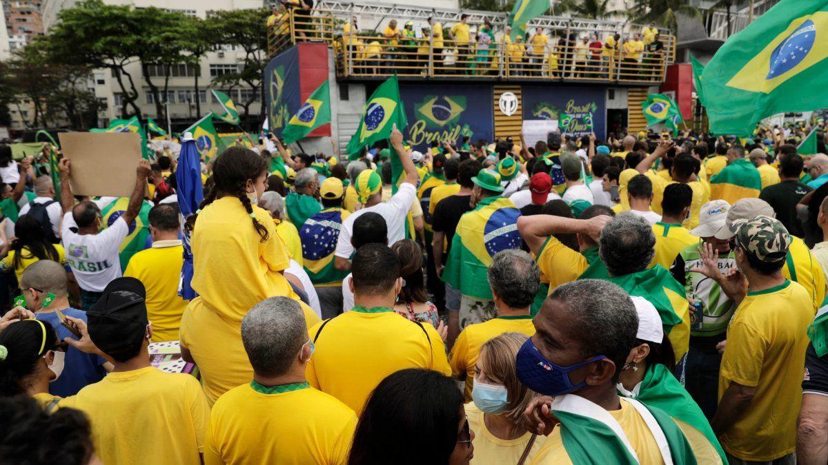 Brasil: Bolsonaro es un personaje extraño