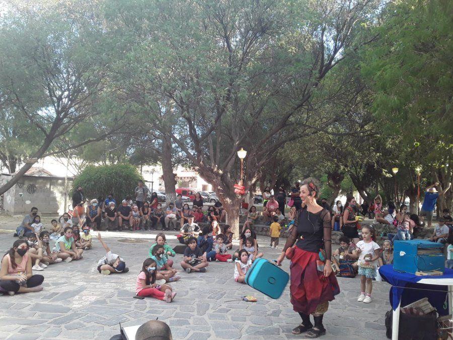 El Cadillal tendrá un festival de títeres