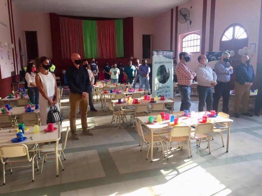 Renatre y comunas tucumanas, por la educación en el campo
