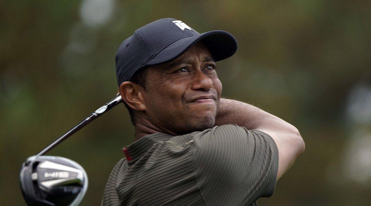 Tiger Woods sufrió un grave accidente y se encuentra internado