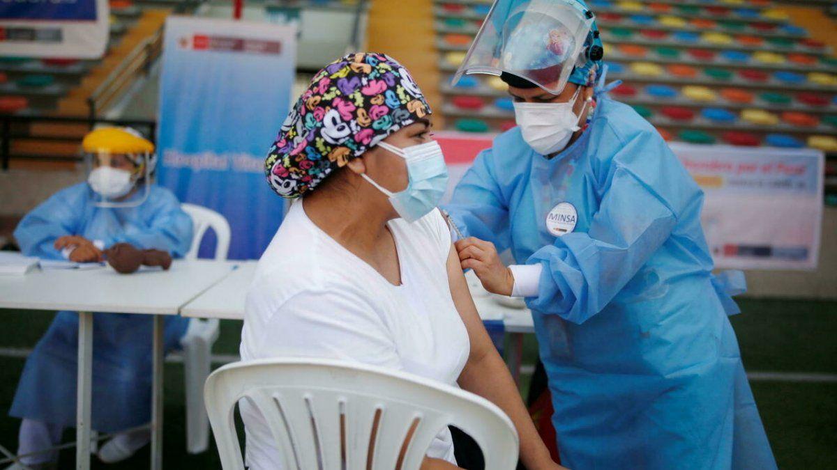 Las vacunas AstraZeneca