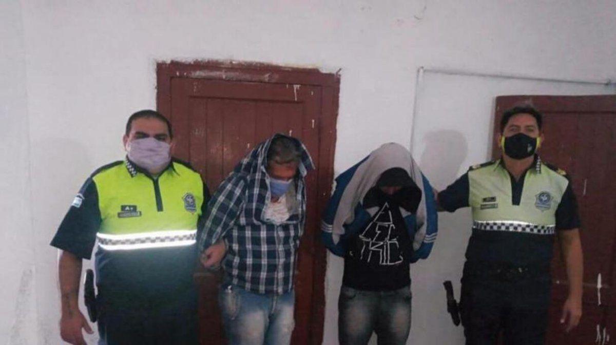 La Reducción: dos detenidos por amenazas de muerte