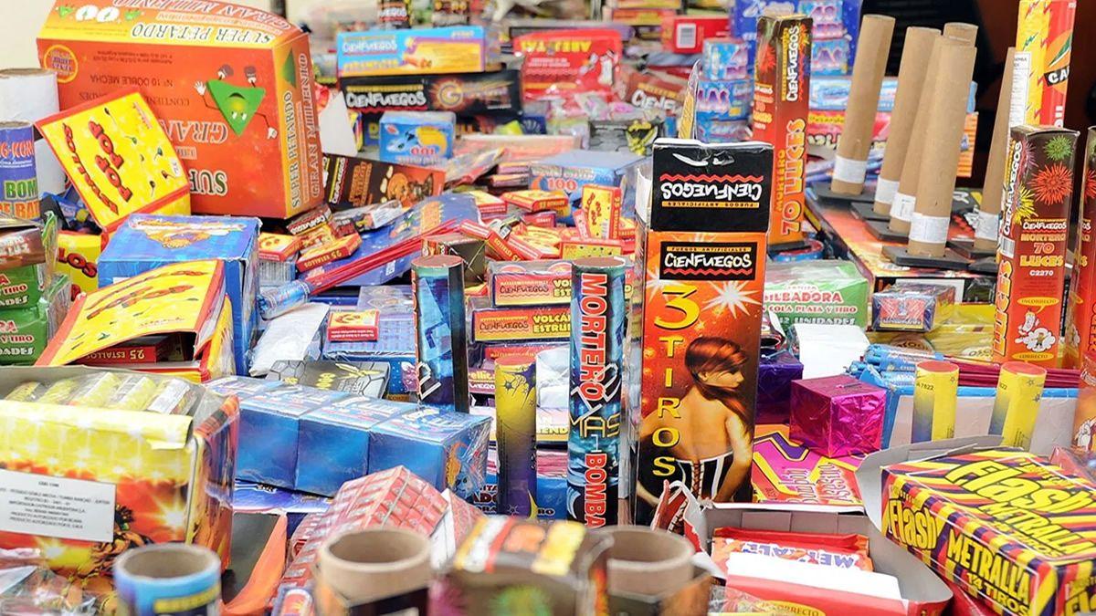 Prohíben la comercialización de pirotecnia ruidosa en Tafí Viejo