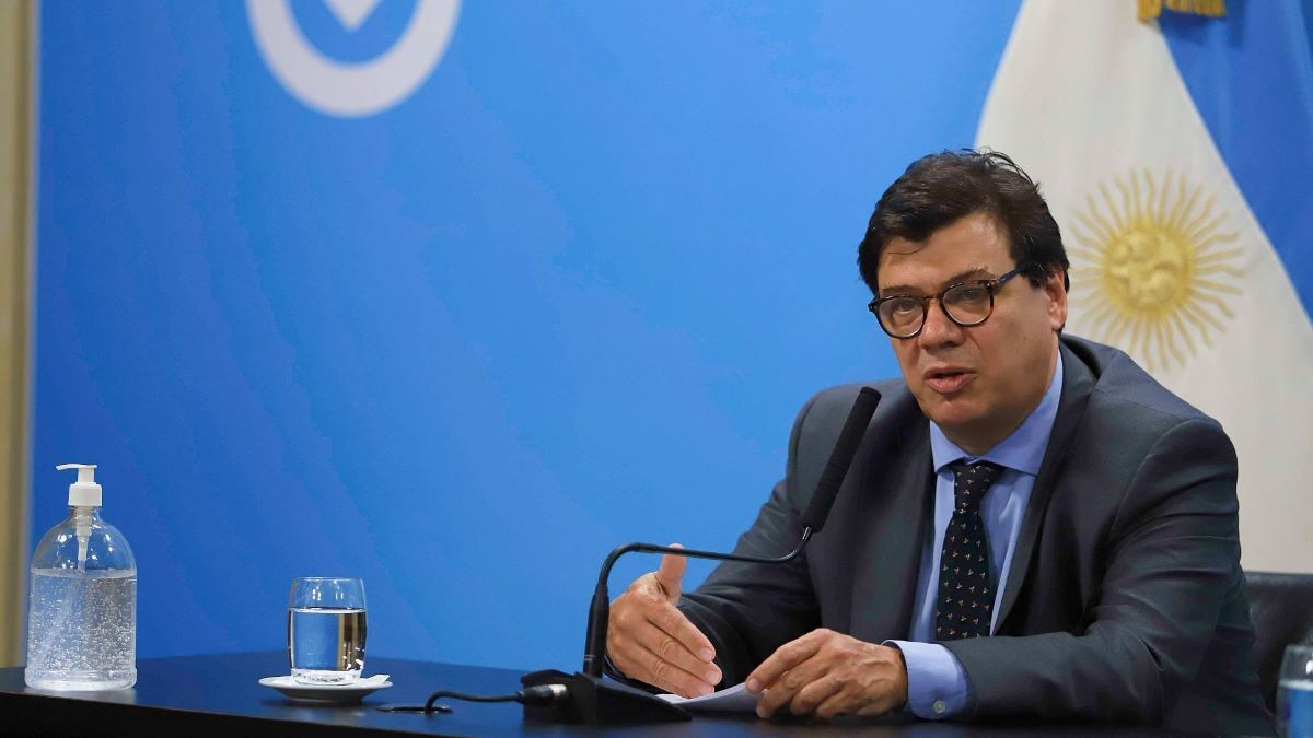 Moroni cuestionó el proyecto que elimina las indemnizaciones