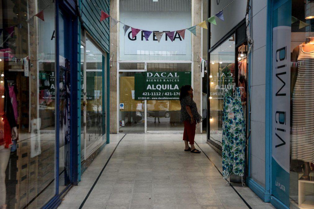 Buenos Aires: Ya cerraron 23 mil comercios por la pandemia