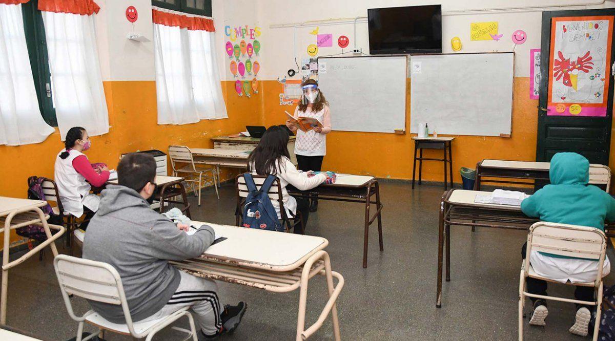 La escuela es el ámbito natural de sociabilización