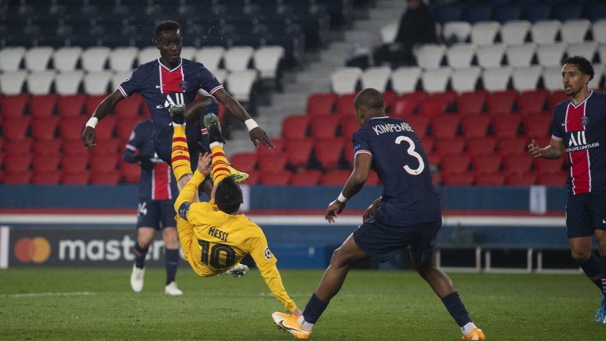 Barcelona no pudo lograr la hazaña ante el PSG