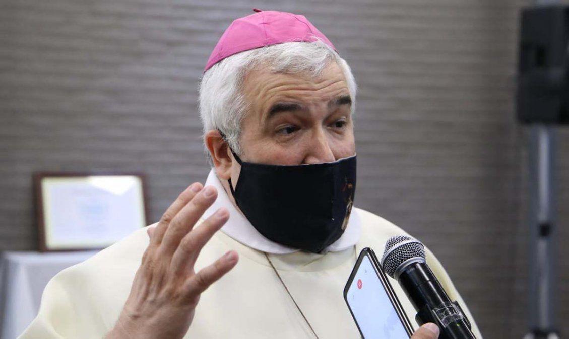 Monseñor Sánchez pidió diálogo para fortalecer la democracia