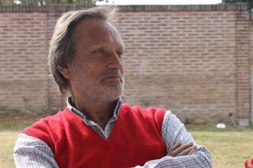 Juan Carlos Di Lullo: Me emocioné al recibir la vacuna
