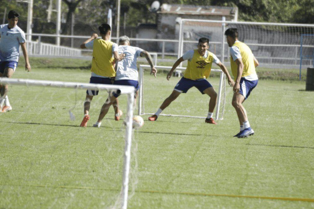 Atlético presentaría tres variantes para recibir a Huracán