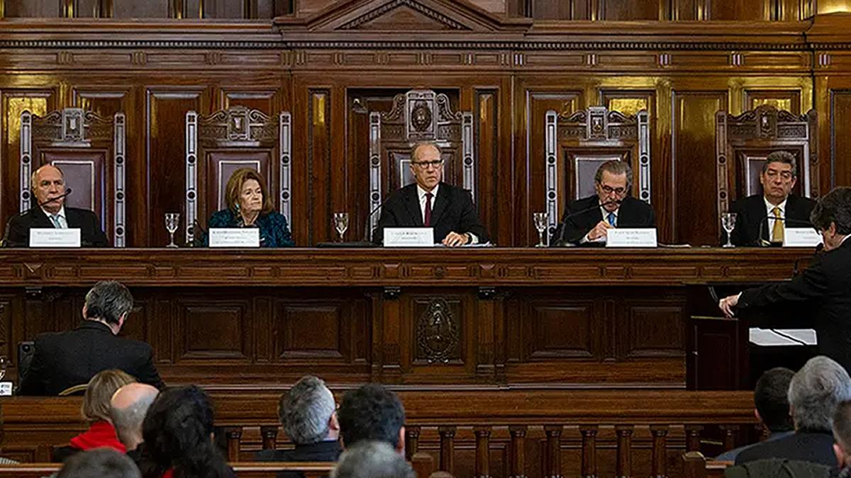 La Corte Suprema postergó la definición sobre los jueces