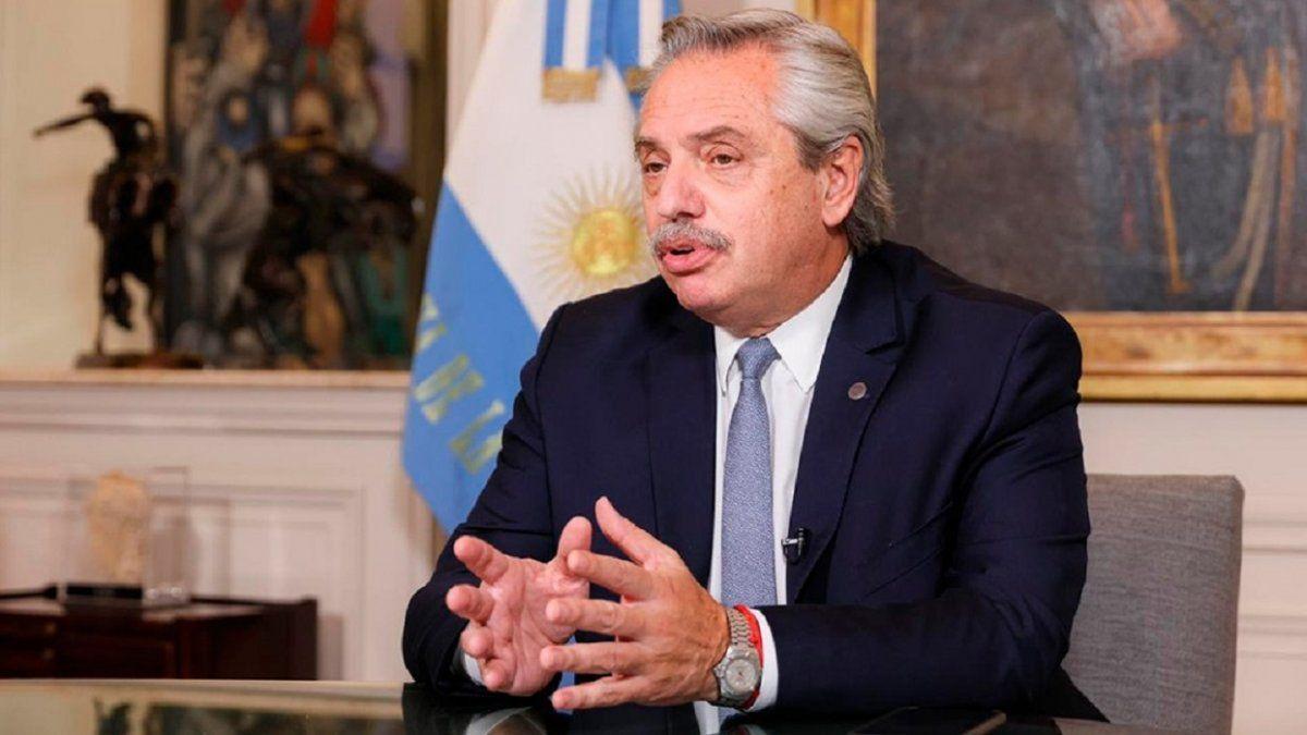 El presidente Alberto Fernández podría presidir la CELAC desde septiembre. Foto: radio3cadenapatagonia.com.ar
