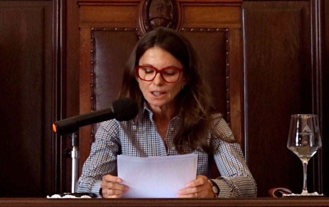 La Presidenta de la Corte destacó el trabajo judicial