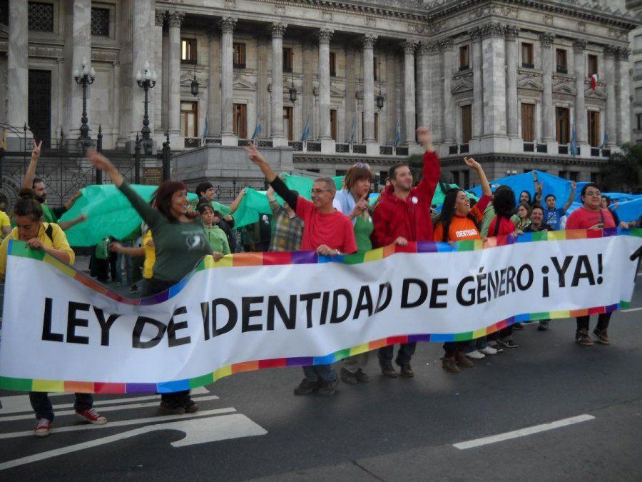 La Ley de Identidad de Género cumple 9 años.