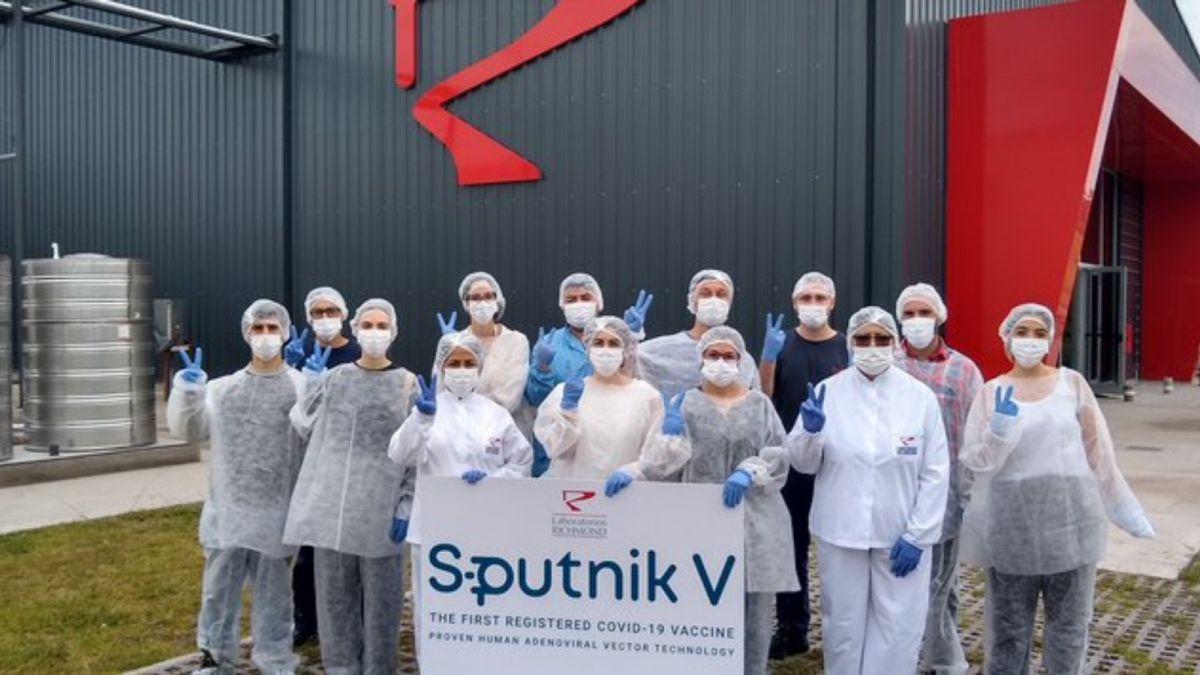 Laboratorios Richmond es el encargado de la producción de la vacuna Sputnik V.