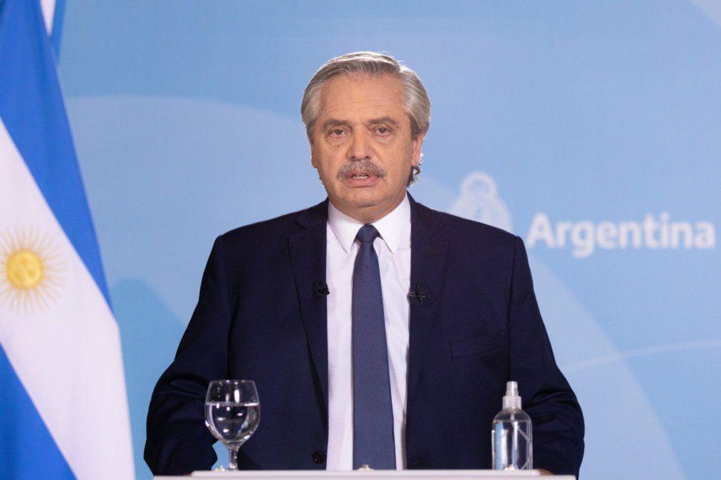 Restricciones: Alberto Fernández prorrogará el DNU