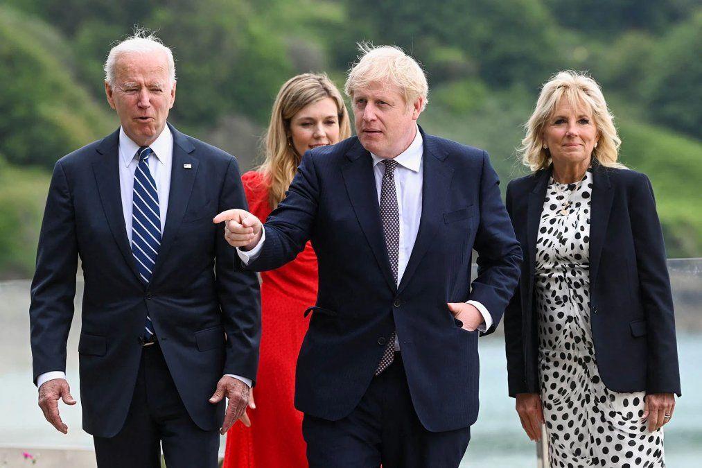 Cumbre del G7: vacunas contra el COVID-19 y cambio climático