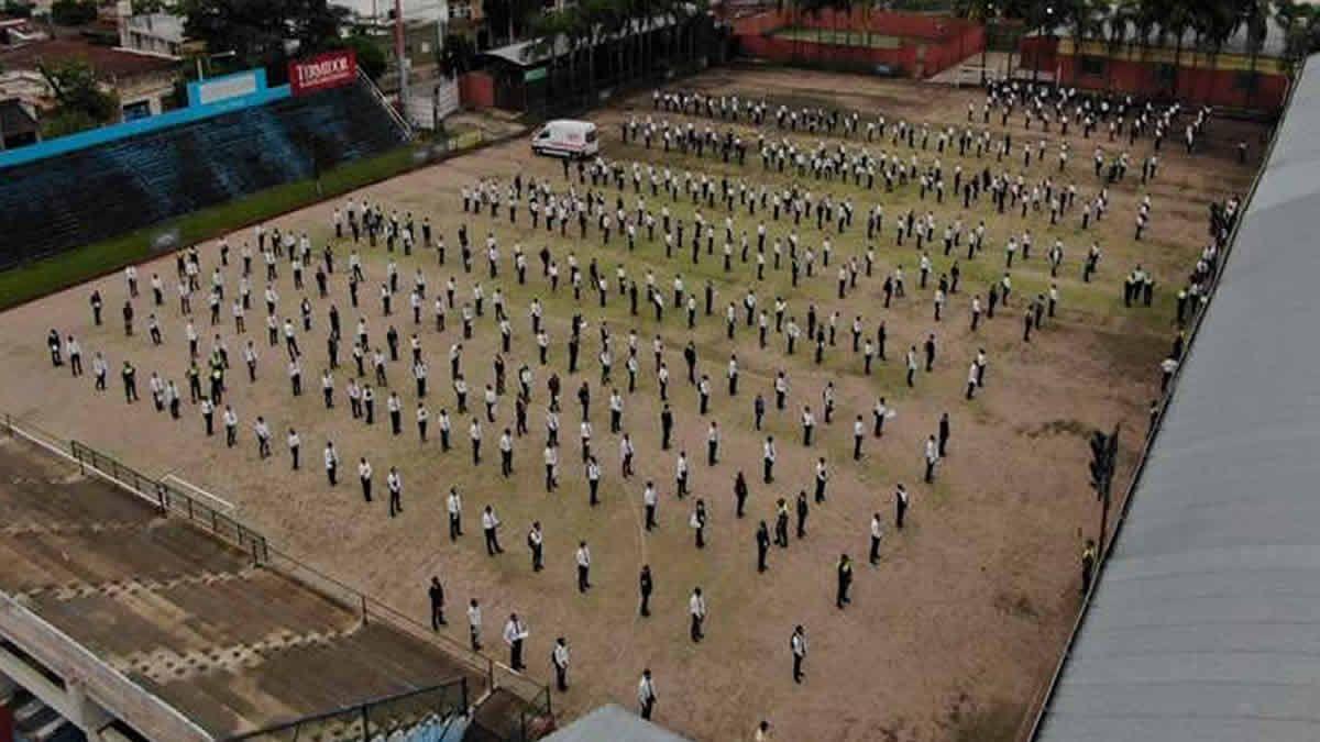 Ingreso a la Policía de Tucumán: ¿cuándo se sabrán las notas?