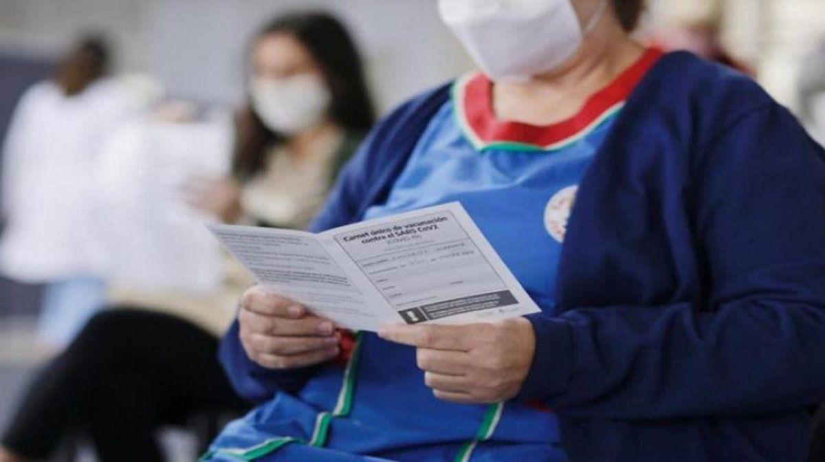 Unos 9500 docentes tucumanos ya fueron vacunados.
