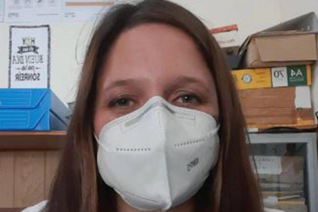 Santa Fe: una médica se contagio dos veces de coronavirus