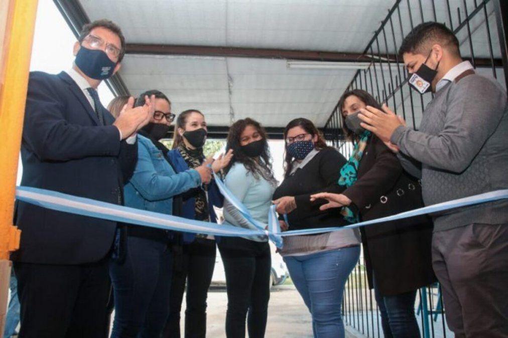 Inauguran refugio para víctimas de violencia de género. Foto: mdstuc.gob.ar