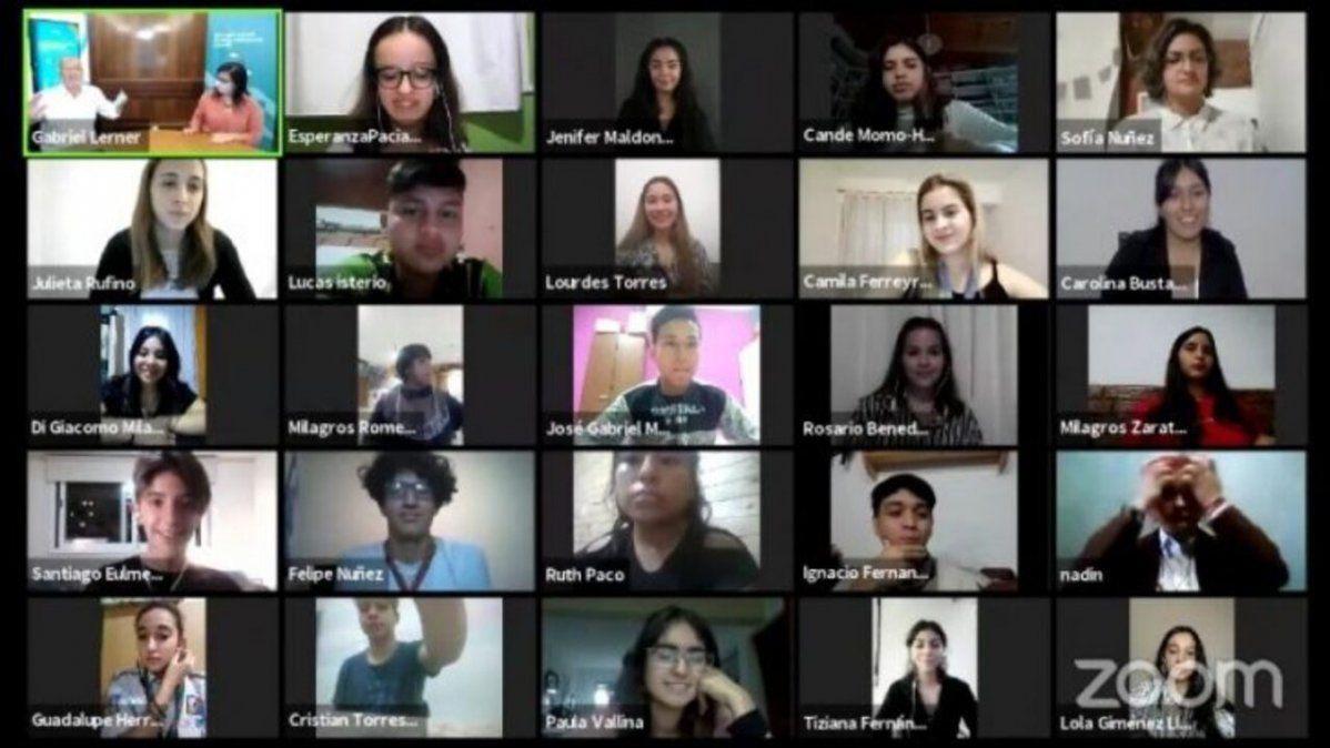 Una tucumana integra el primer Consejo Consultivo de Adolescentes