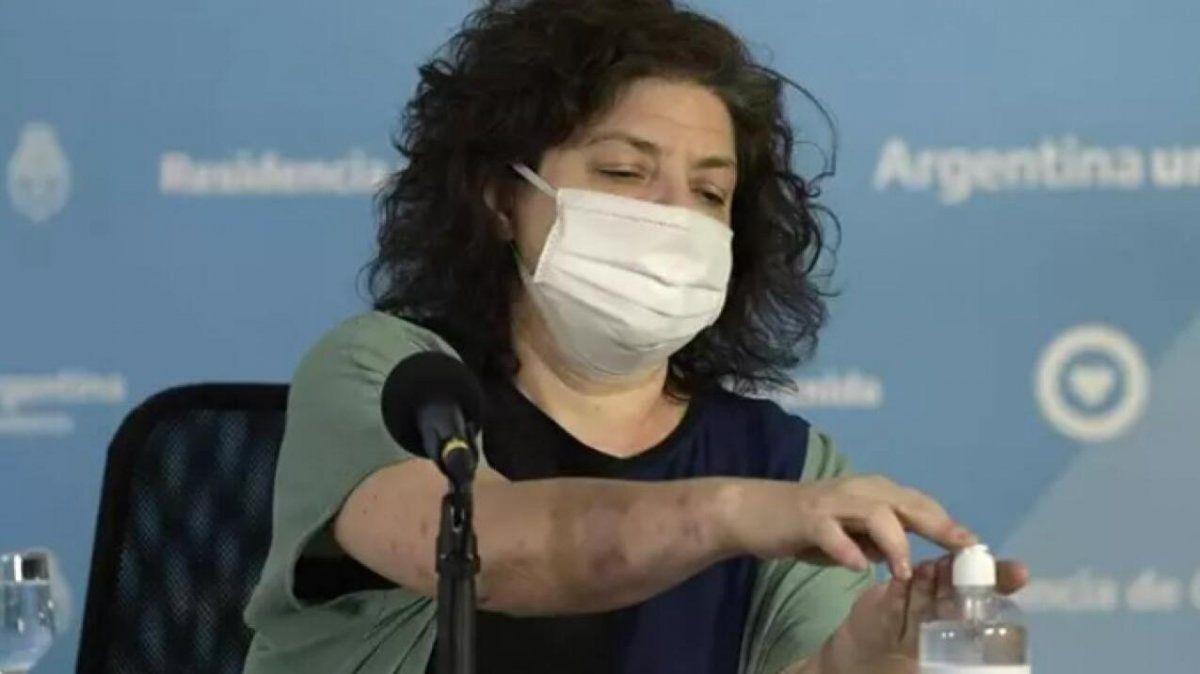 Carla Vizzotti negó la existencia del vacunatorio VIP