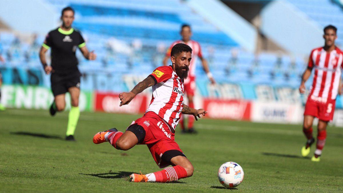 San Martín venció por 1 a 0 a Belgrano