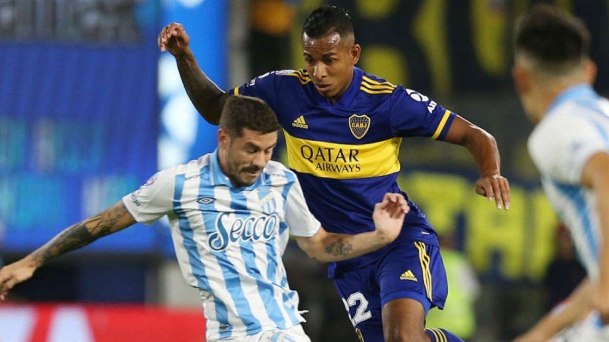 Boca y Atlético Tucumán adelantarán su horario: va a las 18