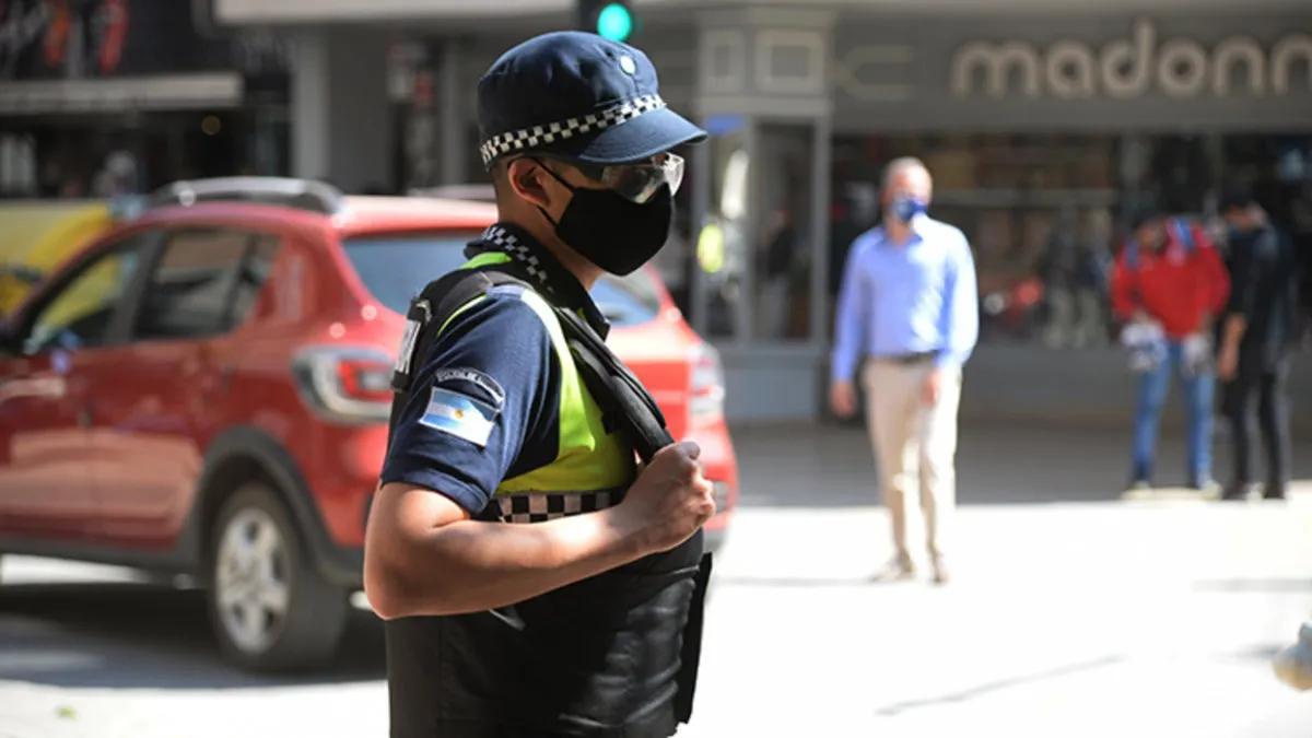 Pasaron a planta permanente más de 300 agentes de Policía