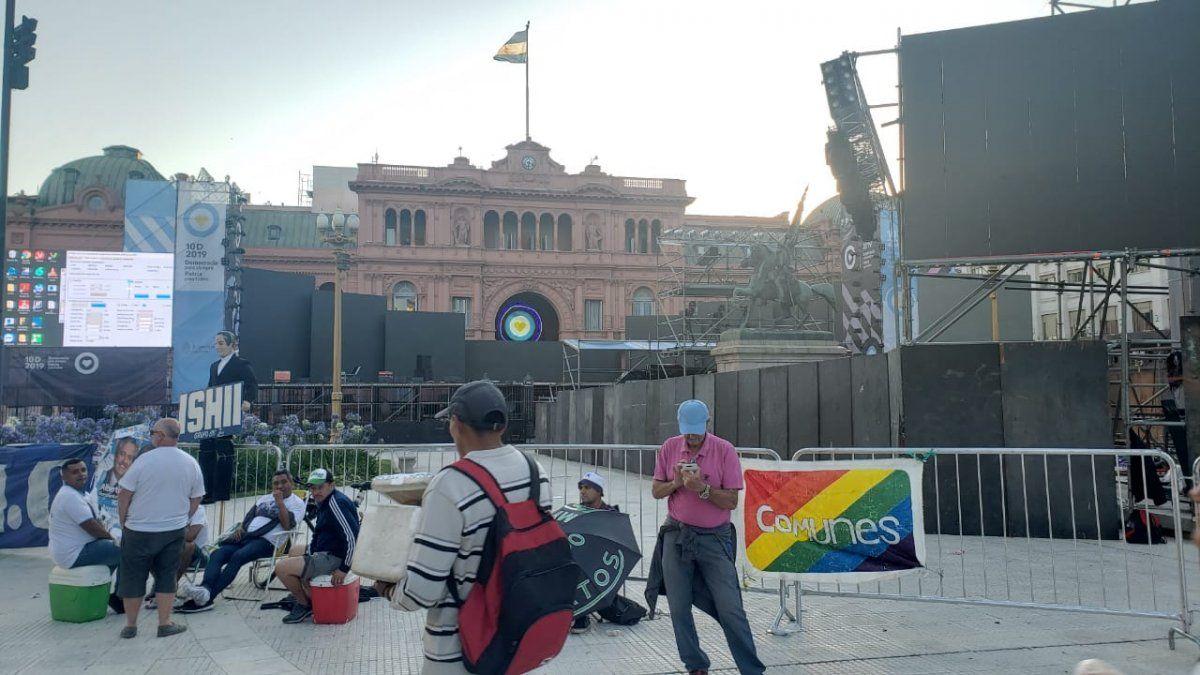 Crece la expectativa por la asunción de Alberto Fernández
