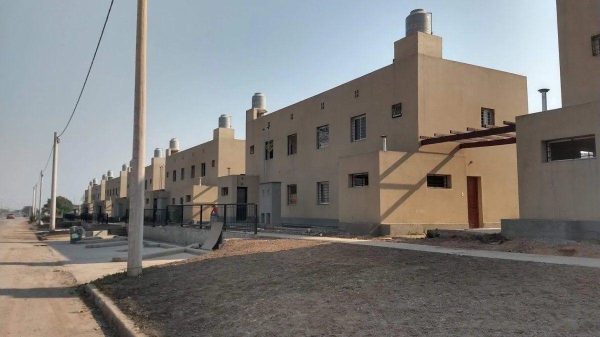 Entregarán viviendas en Lomas de Tafí y en Yerba Buena