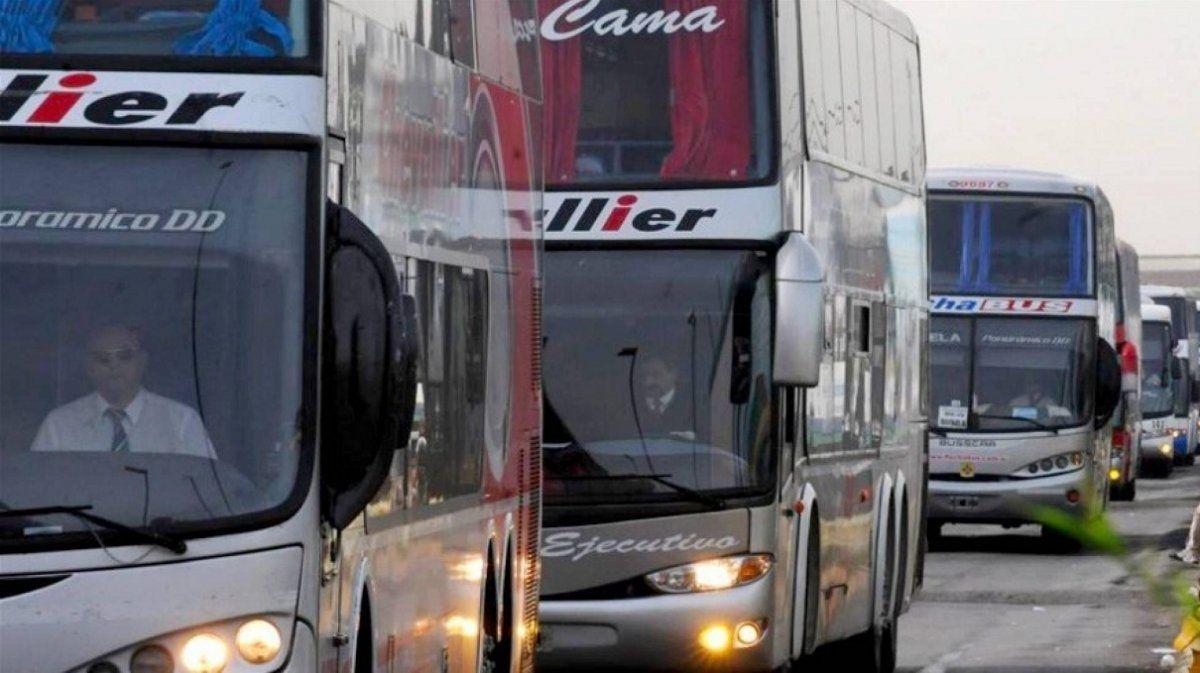 El transporte público terrestre entre jurisdicciones retorna hoy