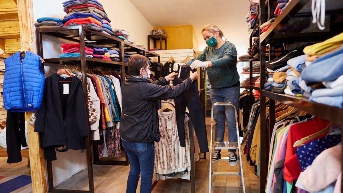 Esperan baja demanda en las ventas de indumentaria y calzados
