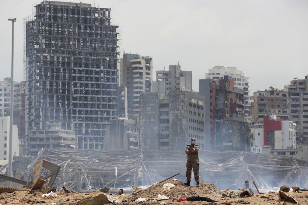 La ONU seguirá asistiendo a Líbano.