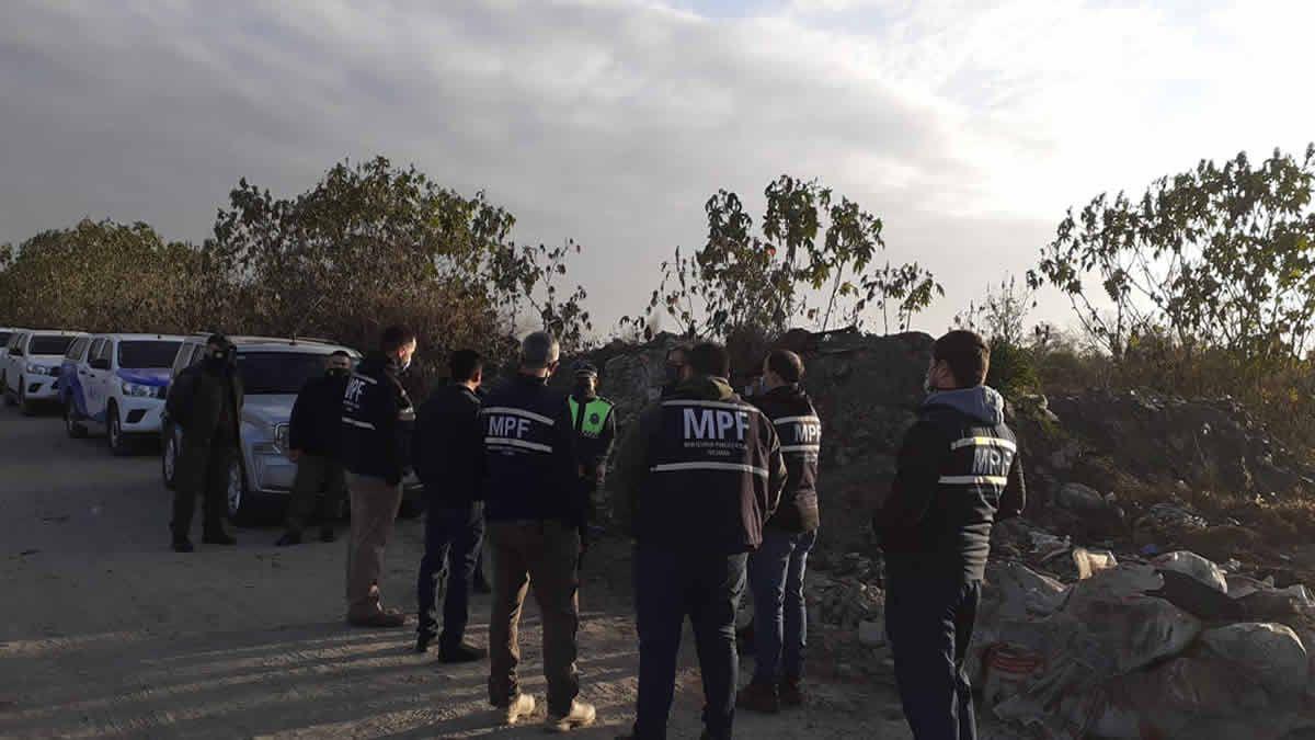 Concepción: identificaron a la mujer hallada muerta en un basural