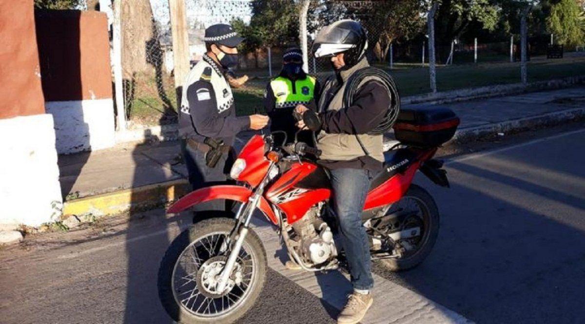 Ley de Motochorros: se van secuestrando más de 3500 rodados
