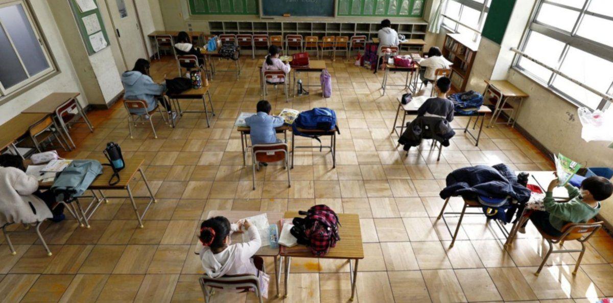 Las clases comenzarán en Marzo en 23 provincias